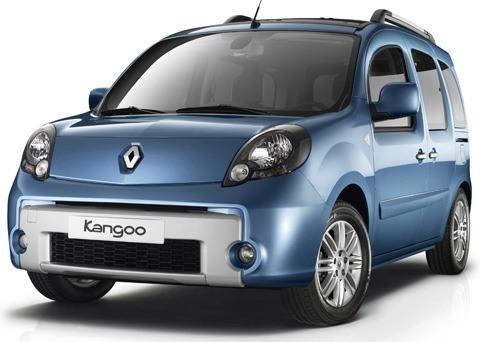 Renault Kangoo Generation 2011-03