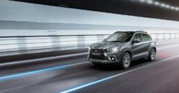 Mitsubishi ASX 2018: precio, ficha técnica y fotos