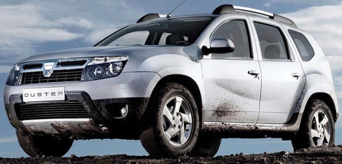 Dacia Duster 2012-02