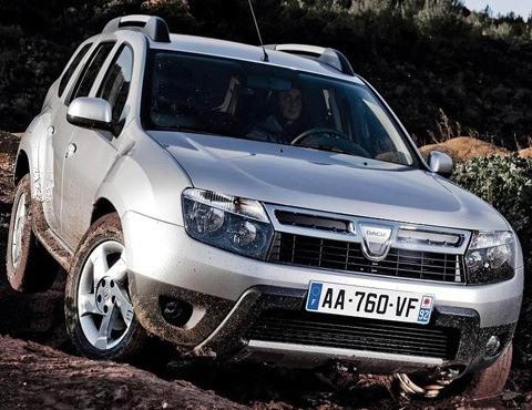 Dacia Duster 2012-03