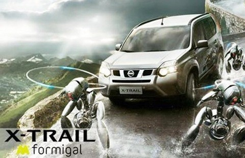 Nissan X-Trail Formigal-1