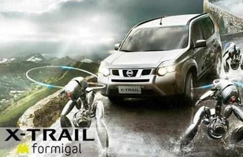 Nissan X-Trail Formigal-1