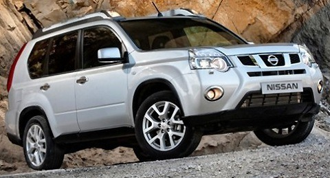 Nissan X-Trail Formigal-2