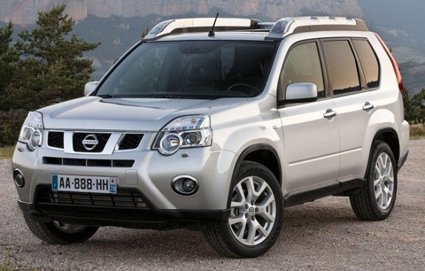 Nissan X-Trail Formigal-3