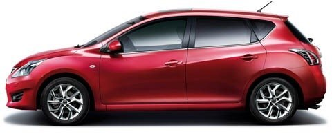 Nissan Tiida 2011 (China)-chico3