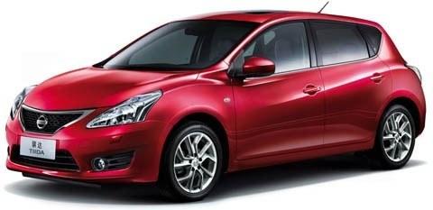 Nissan Tiida 2011 (China)-chico6