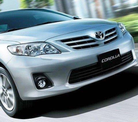 Toyota Corolla 2012 (precios)