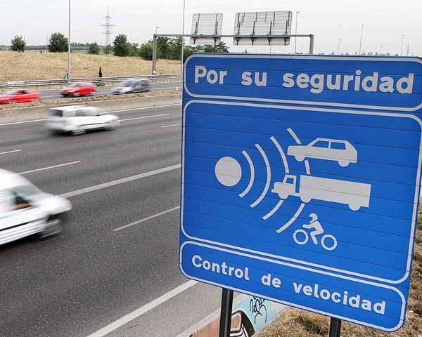 Recurrir multas velocidad