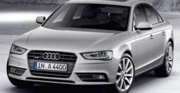 Audi A4 2018: precios, ficha técnica y fotos