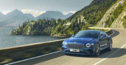 Bentley Continental 2018: precio, ficha técnica y fotos
