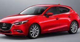 Mazda 3 2018: precios y equipamiento