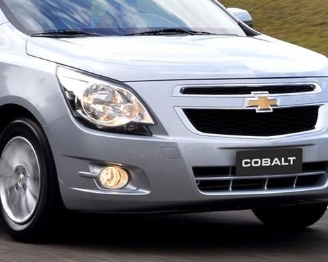 Chevrolet Cobalt 2012
