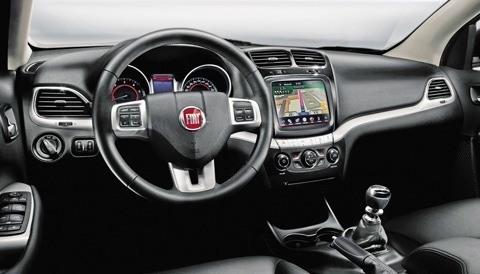 Fiat Freemont 4WD 2012-03