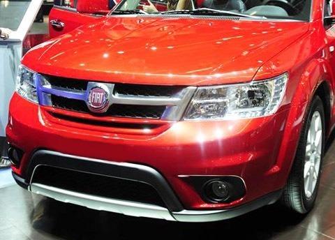 Fiat Freemont 4WD 2012-05