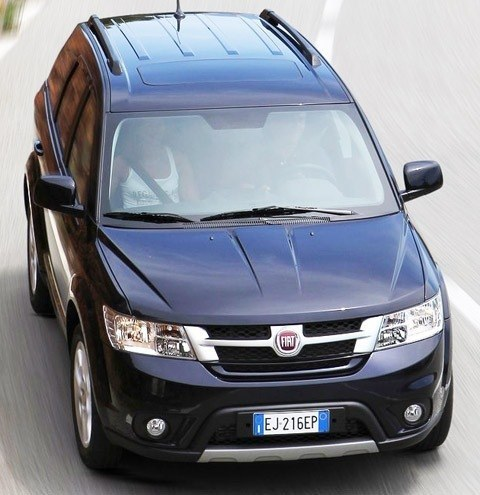 Fiat Freemont 4WD 2012-07