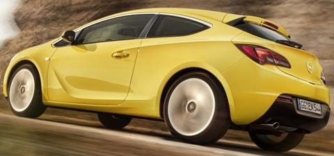 Opel Astra GTC 2012-05