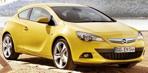 Opel Astra GTC 2012-12