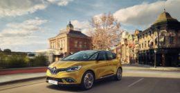 Renault Scénic 2018: precio, ficha técnica y fotos