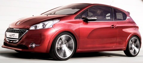 Peugeot 208 GTi Concept-chico5