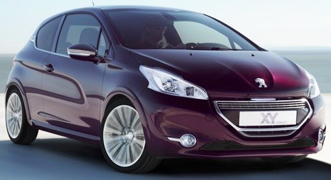 Peugeot 208 XY Concept-chico4