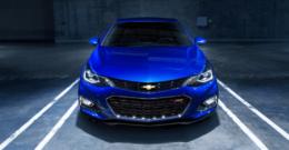 Chevrolet Cruze 2018: precio, ficha técnica y fotos