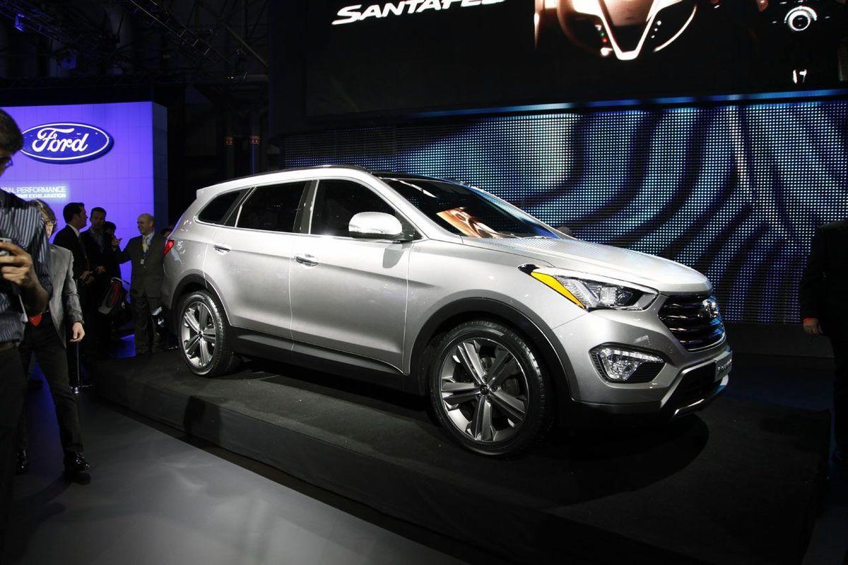 Heels On Wheels 2014 Hyundai Santa Fe Review 2017 2018