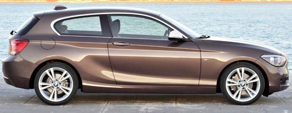 BMW Serie 1 3p 2013-09
