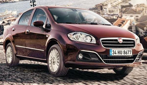 Fiat Linea 2013-01