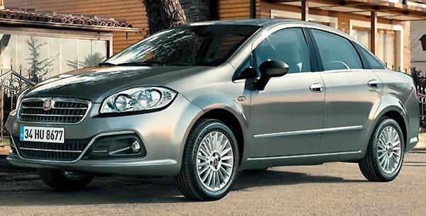 Fiat Linea 2013-03