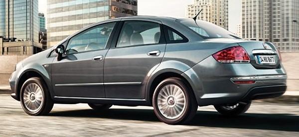 Fiat Linea 2013-04