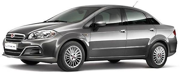 Fiat Linea 2013-07