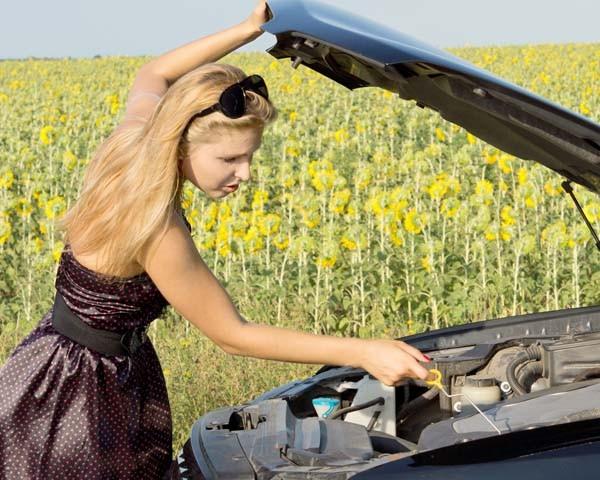 Cambiar aceite motor