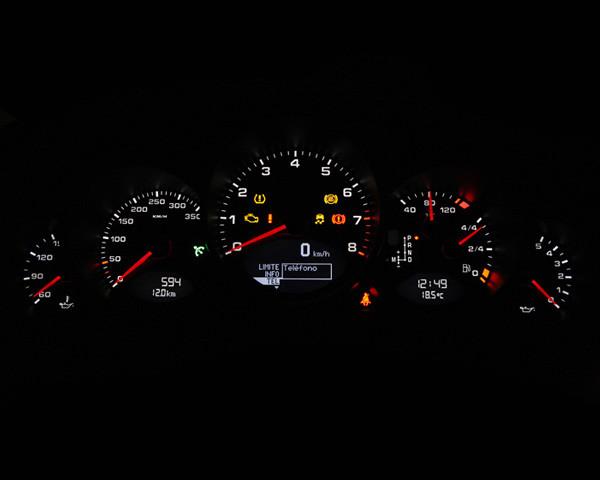 Sensor presion aceite coche