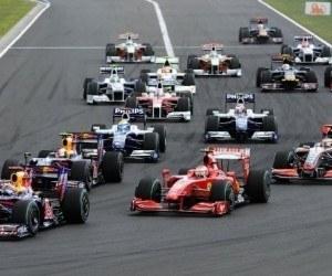 Calendario del Mundial de Fórmula 1 para el año 2013