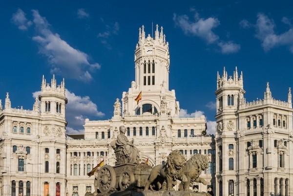 Madrid Palacio Cibeles