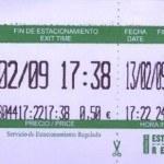 ¿Cuanto vale la hora de zona verde en Madrid?