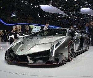 Lamborghini Veneno, ya a la venta