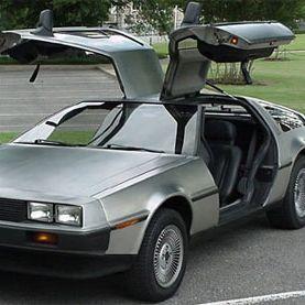 DeLorean DMC-12 (Regreso al Futuro)