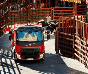 Volvo sigue poniendo a prueba sus camiones