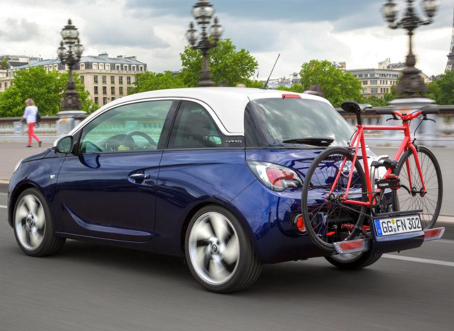 Opel-Adam-portabicicletas