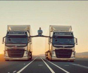 Volvo y Jean Claude Van Damme | Impresionante vídeo