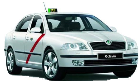Taxi-Octavia