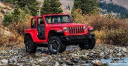 Jeep Wrangler 2018: precio, ficha técnica y fotos