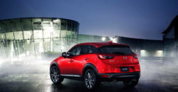 Mazda CX-3 a por el trono de los modelos Crossover