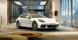 Porsche Panamera 2018: precio, ficha técnica y fotos