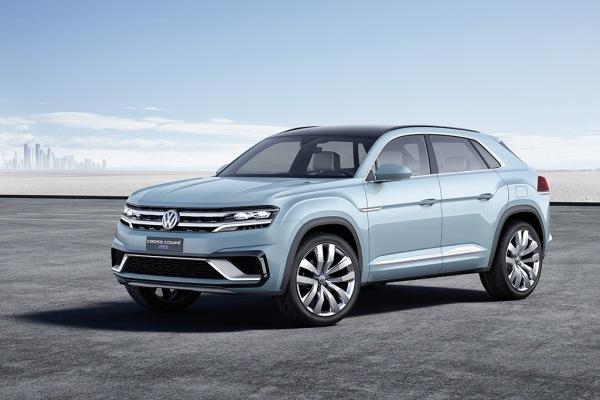 Volkswagen Studie Coup GTE