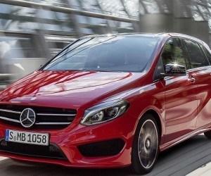 Mercedes Clase B Electric Car: Hasta un 65% menos contaminante
