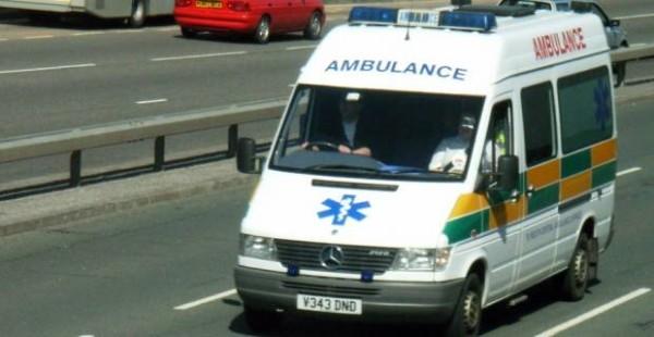 ambulancia carnet btp