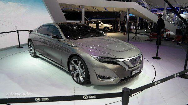 Changan coupé eléctrico