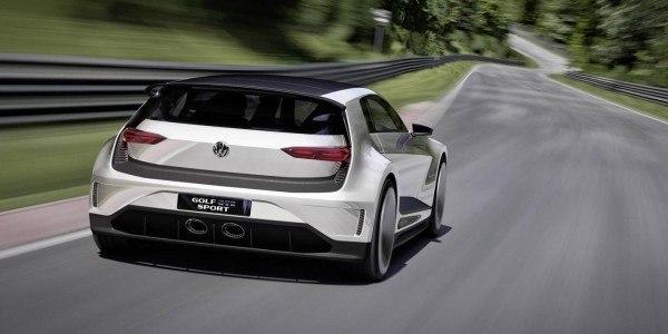 Golf-GTE-concept